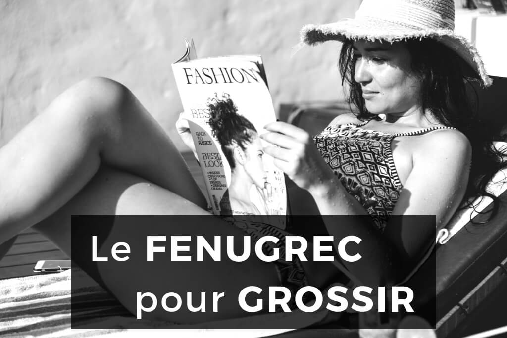 "Illustration de l'article ""Le fenugrec pour grossir"""